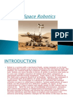 Space Robotics