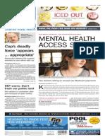 Asbury Park Press front page Saturday, May 31 2014