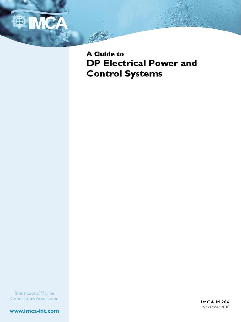 imcam206 | Electrical Impedance | Marine Propulsion