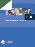 Manual Del Constructor (Polpaico)