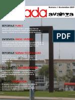 Coslada Avanza. Nº 1. Noviembre 2009