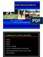 Dairy Management Dr.a.dey