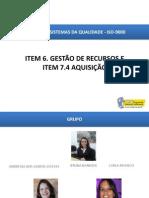 ISO 9001 - Recursos (1)