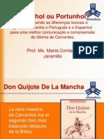 Portunhol Ou Español O Que Você Fala
