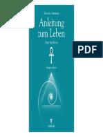Anleitung Zum Leben Drittes Buch