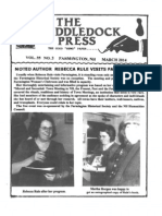 Puddledock Press March 2014