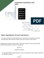 Quantum Mechanics Basics