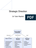 05 Strategic Direction & Development