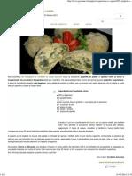 Polpette Vegetariane Di Spinaci, Patate e Paprika
