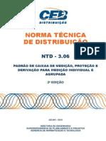 Ntd 3.06 - Padro de Caixas de Medio Proteo e Derivao Para Medio Individual e Agrupada (1)