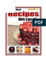 24 Effortless Recipees With Cake Mix ECookbook