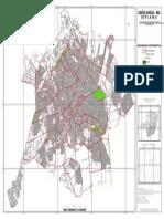Mapa Base Uberlandia