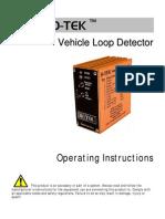 Dtek Instructions