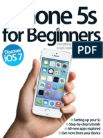 iPhone 5s for Beginners - 2013 UK