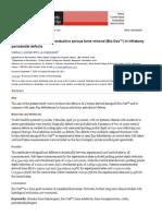osteoconductivity in infrabony pockets
