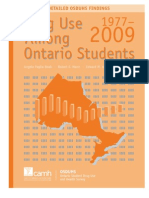 Detailed Drug Report 2009OSDUHS Final Web