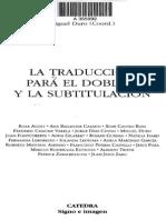 Índice Libro Miguel Duro (Coord)