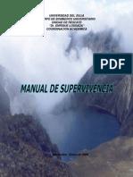 Bombero - Rescate - Medicina Manual de Supervivencia