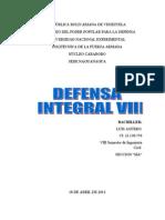 Trabajo Defensa Viii