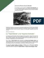 Primera Guerra Mundial Resumen 2