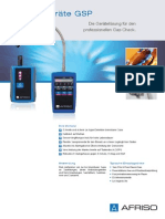 AFRISO Gasspuergeraete GSP de 01-14