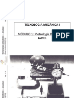 Metrologia Dimensional PARTE1