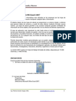Excel 2007 Parte Basica