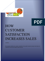 How Customer Satisfaction Increases Sales(1)