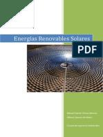 Práctica 1.- Energía Solar