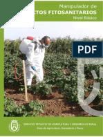Manual de manipulacion de productos fitosanitarios - Nivel básico  (2014).pdf