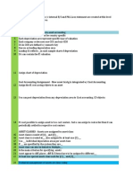 AC305 SAP Key notes