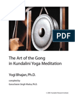 Yogi Bhajan - Art of the Gong (14p)