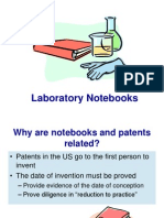 c Laboratory Notebook