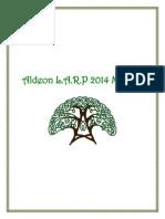 Aldeon Manual 2014