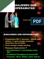 Manajemn+SDM+KEPERAWATAN