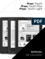 Manual Fnac eBook