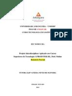 Modelo Relatório Parcial Prointer III