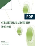 Check List Cuestionario Auditoria ISO 14001(1)