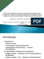 Seminário de Introdução à Biologia Molecular