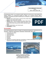 Ficha Tecnica Policarbonato Celular Clave 0334 1100 Al 0334 1340