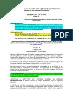 Instructivo de Seguridad Industrial en Colombia