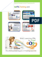 Free ITIL Training Download Report