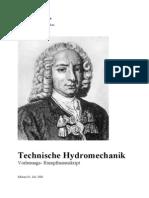 hydromechanik skript