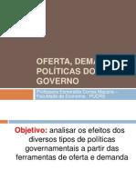 AULA_6_Oferta-Demanda e Política Do Governo