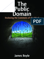 James Boyle - The Public Domain Enclosing the Commons of the Mind