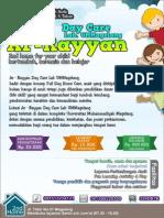 Launching Ar-Rayyan DayCare UMMagelang (FKIP PAUD)