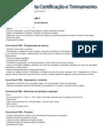 Conteúdo Programático - Excel 2013 VBA - Módulo I