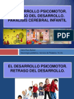Areas Del Desarrollo Infantil