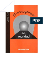 112707226 El Management de La Realidad