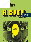 Karl Marx El Capital Manga Volumen 1 de 2